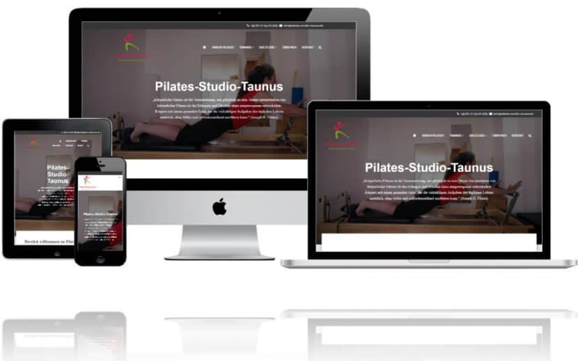 Projekt Pilates-Studio-Taunus